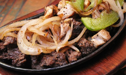 $15 for $25 Worth of Mexican Food at El Chaparral Mexican Restaurant