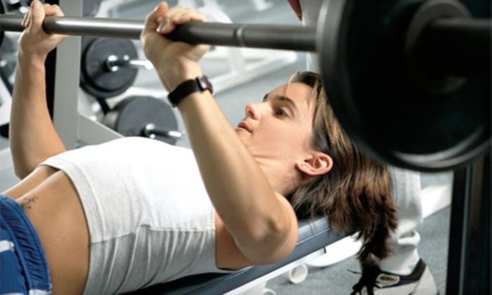 Level 10 Fitness - Manhattan Beach: 4, 8, or 12 Fitness Classes at Level 10 Fitness in Manhattan Beach (Up to 83% Off)