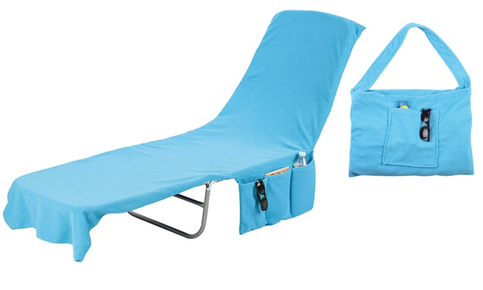 Lounge Chair Cover And Tote Bag | Groupon Goods