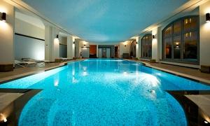 Spa Re Cosmetic c/o Grand Visconti Palace: Spa di coppia con scrub, fanghi e massaggio da Spa Re Cosmetic presso Grand Visconti Palace (sconto fino a 79%)