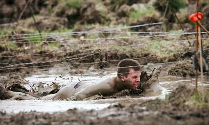 Hard Charge - Milwaukee: $49 for One Charge for Fun Entry to the Hard Charge Obstacle-Course Mud Run in Richmond (Up to $102 Value)