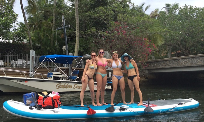 Las Olas Paddle Boards - Fort Lauderdale: $125 for $249 Worth of Watersports-Equipment Rental — Las Olas Paddle Boards