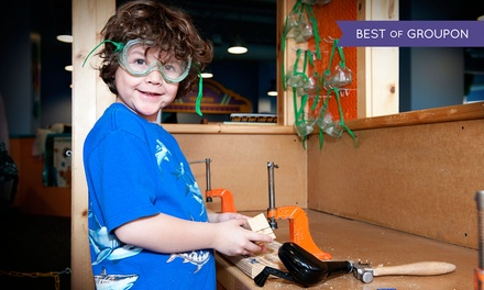 Outing for Two or Four to The Children's Museum in Oak Lawn (Up to 44% Off)