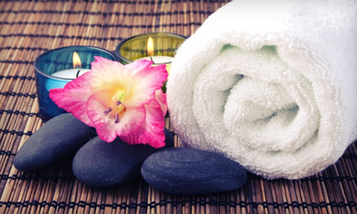 Diamante Day Spa - Southport Shopping Center: $99 for Relax and Detox Spa Package at Diamante Day Spa ($230 Value)