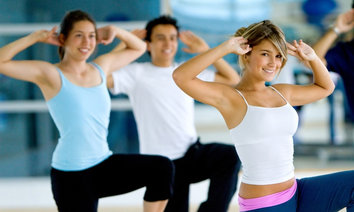 Jazzercise Yonkers - Jazzercise House of Sports: 10, 25, or 50 Jazzercise Classes at Jazzercise Yonkers (Up to 72% Off)