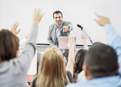 One-Day Public Speaking Course