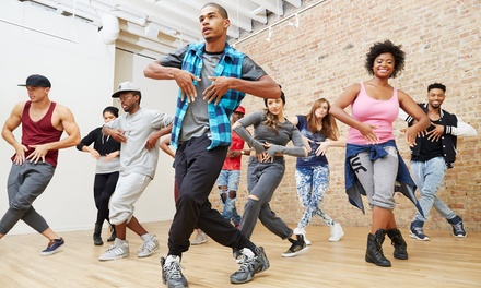Four or Six Dance Classes of Choice at DM Sudios (50% Off)