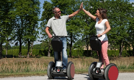 $27 for a Self-Guided Segway Tour with Seg Adventures in Plymouth ($50 Value)