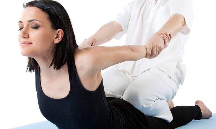 Massage Thai Way - College Area - Massage Thai Way: One or Three 60-Minute Thai Massages at Massage Thai Way (Up to 36% Off)