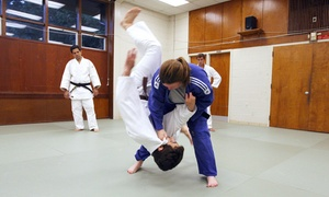 Eastside Dojo: One or Two Months of Unlimited Membership to Eastside Judo at Eastside Dojo (Up to 78% Off)