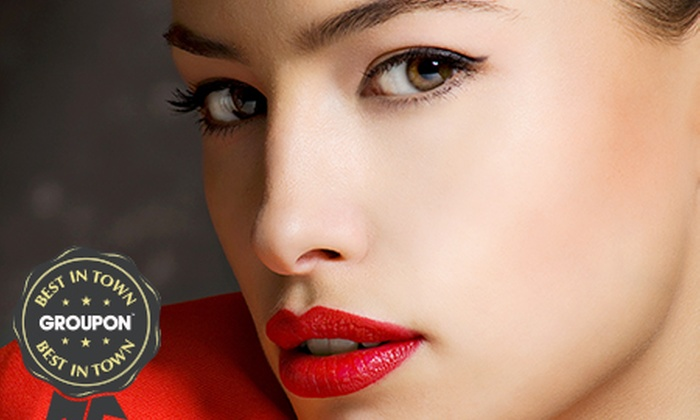 FACE Cosmetics - Cardiff: Semi-Permanent Make-Up Application for £99 at FACE Cosmetics (Up to 72% Off)