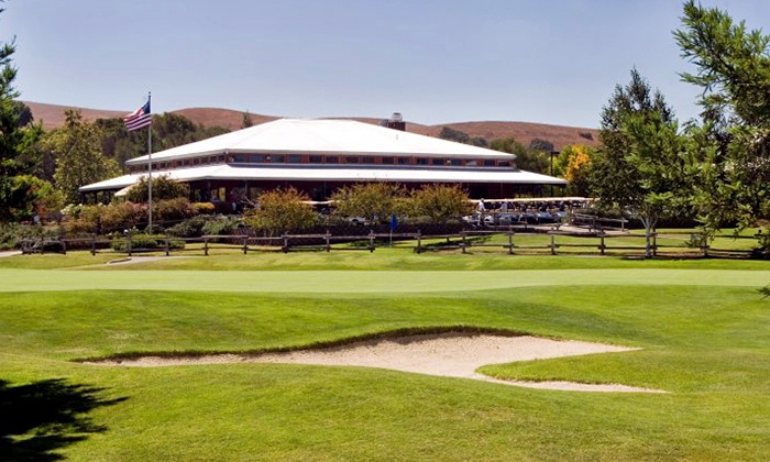 Spring Valley Golf Course - Milpitas: $19 for 10-Punch Range Card at Spring Valley Golf Course ($40 Value)