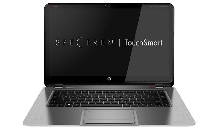 """HP Spectre 15.6"""" 1080p Full HD Touchscreen Laptop : HP Spectre 15.6"""" HD Touchscreen Laptop (C2M71UA) (Manufacturer Refurbished). Free Shipping and Returns."""