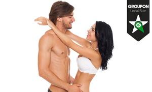 5 o 7 sesiones de depilación con láser diodo por zonas o en cuerpo entero desde 39 €. Tienes 3 centros a elegir