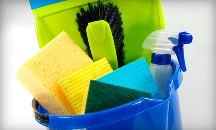 Sterling House Cleaners - Innis Shore: One or Three Housecleaning Sessions from Sterling House Cleaners (Up to 56% Off)