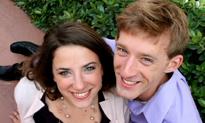 {h} Photograpy - SPRINGDALE: 30-Minute Engagement Photo Shoot with Retouched Digital Images from {H} Photograpy (50% Off)