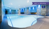 Bournemouth: 1 Night for Two with Breakfast, Spa Treatments Discount and Late Check-Out at Durley Dean Hotel
