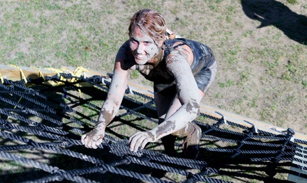 Mud Run Entry for One on Saturday, August 29 or September 12 at The Mud Dog Challenge (Up to 37% Off)