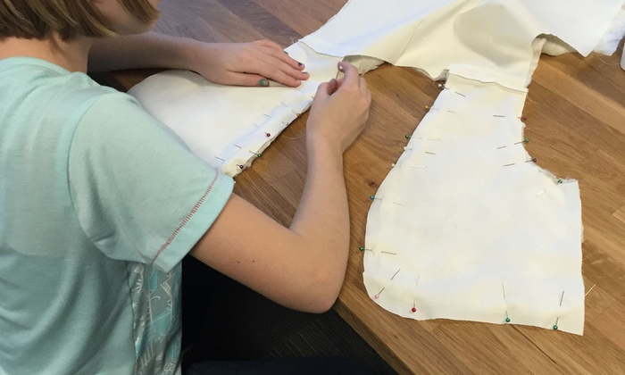 Urban Sewciety - Westfield: Two-Hour Sewing Class at Urban Sewciety  (47% Off)