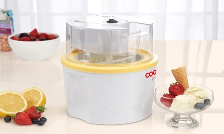 Cooks Professional Ice Cream and Sorbet Maker from £19.98 (Up to 61% Off)