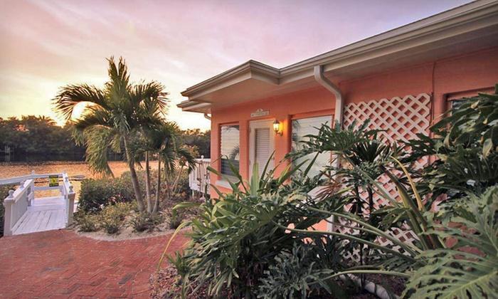 Siesta Key Bungalows - Siesta Key, FL: One-, Two-, or Four-Night Stay at Siesta Key Bungalows on Florida's Gulf Coast