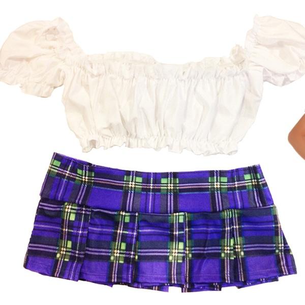 174cb94e4 Be Wicked Schoolgirl Costume   Groupon Goods