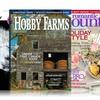 1-Year Farm and Garden Magazine Subscriptions