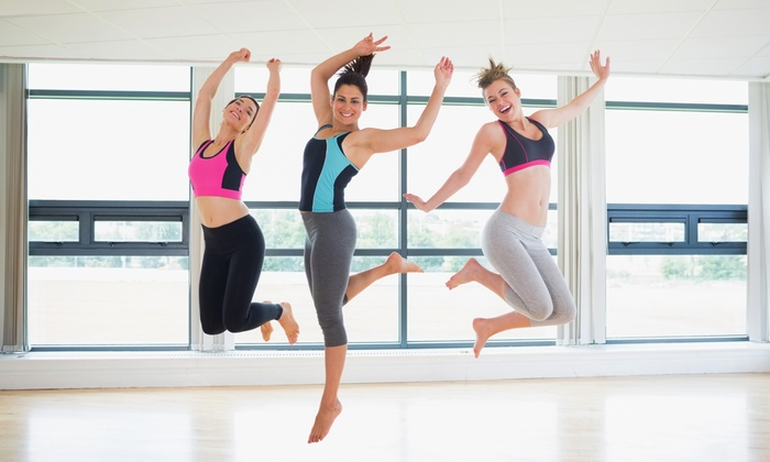Airobic Fitness - North State: 5 or 10 Adult Fitness Classes, or One Private Class for Up to 15 at Airobic Fitness (Up to 71% Off)