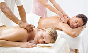 The Spa Room: Private Massage Class for Two on Monday–Thursday or Sunday–Thursday at The Spa Room (Up to 62% Off)