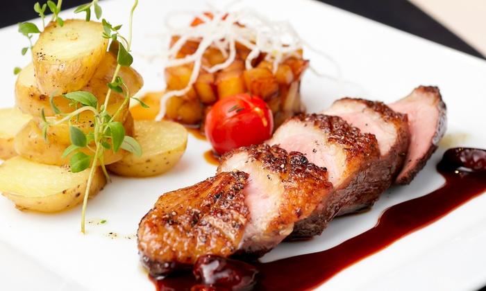 Restaurant la boussole s vrier ra groupon for Plat convivial pour 6 personnes