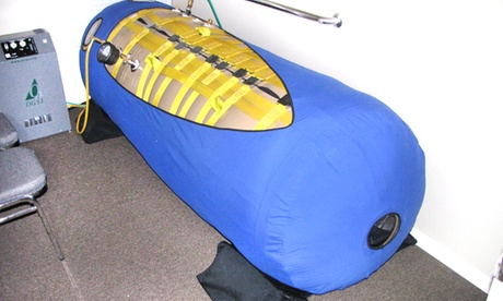 One, Three, or Five Mild Hyperbaric Therapy at Roseville Hyperbaric Center (Up to 40% Off)