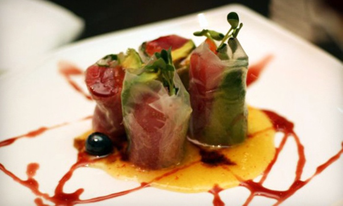 Barracuda Japanese Restaurant - Castro: $30 for a Chef's Tasting Menu for Two with Appetizers and Sushi at Barracuda Japanese Restaurant (Up to $60 Value)