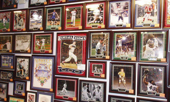 Sports And More - East Greenwich: $25 for $50 Worth of Sports Apparel and Memorabilia at Sports And More