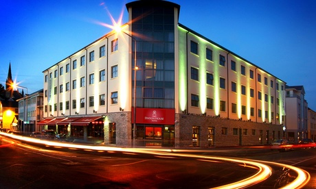 Co. Donegal: 1-3 Nights for Two with Full Irish Breakfast and Tea/Coffee with Muffin at Station House Hotel Letterkenny