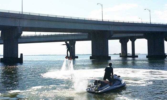 Rockaway Jet Ski - Rockaway Beach, NYC: Water Adventures for One or Two from Rockaway Jet Ski (Up to 40% Off)