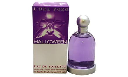Halloween by J. Del Pozo Eau de Toilette for Women (3.4oz.)