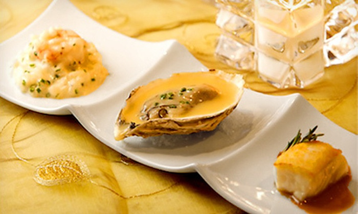 La Panetière - Rye: $82 for Upscale Four-Course French Prix Fixe Dinner for Two at La Panetière in Rye ($164 Value)