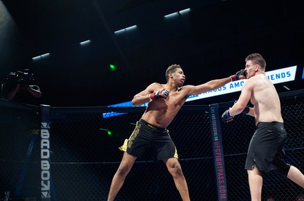 Valentine's Day Date Night at the Fights: Two Tickets to Alaska Fighting Championship 137 on February 14 at 7 p.m.