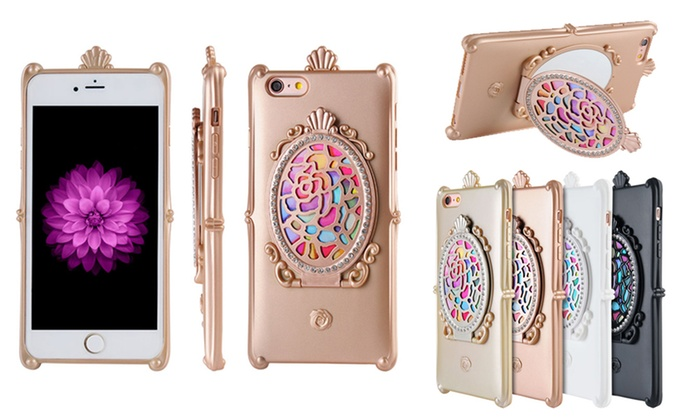 Majestic Mirror Case for iPhone 6/6s or 6 Plus/6s Plus: Majestic Mirror Case for Apple iPhone 6/6s or 6 Plus/6s Plus
