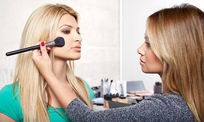 Posh Makeup Academy - The Eyebrow Queen: $1,249 for Four Weeks of Makeup Classes at Posh Makeup Academy($2,500 Value)