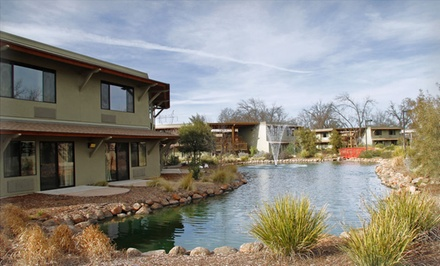 Stay with Resort Credit at Gaia Hotel & Spa in Anderson, CA. Dates into April.