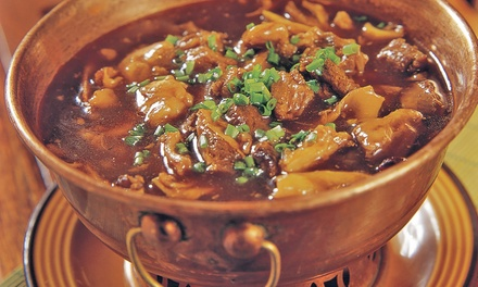 Chinese Food at Mala Express (42% Off). Two Options Available.