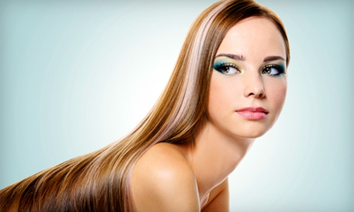 Kim4Color - Unionville: $125 for a Keratin Straightening Treatment at Kim4Color ($350 Value)