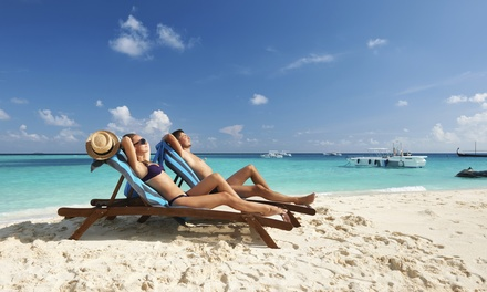 Four Weeks of Unlimited Tanning at Sun Splash (55% Off)