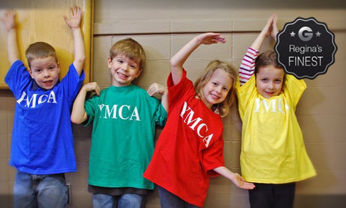 YMCA of Regina - Downtown YMCA: One-Month Adult or Family Membership to YMCA of Regina (51% Off)