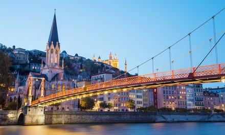 Lyon : 1 ou 2 nuits pour 2 pers., petit déjeuner et dîner en option, à lhôtel restaurant Campanile Lyon Sud   Oullins