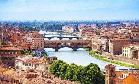 Firenze: fino a 3 notti in Hotel 3* con colazione per 2 persone
