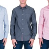 Men's Casual Oxford Button-Down Shirts