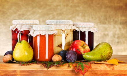 Canning Basics Workshop for One or Two at Fresh City (Up to 50% Off)