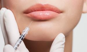 Seidenglatt bei Beauty Lounge: Hyaluron-Behandlung für 1 oder 2 Zonen nach Wahl bei Heilpraktikerin Ksenia Maibach (bis zu 70% sparen*)